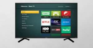 4K Hisense Roku TVs With HDR Now Available