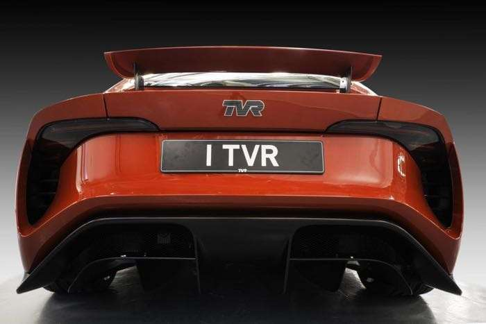 new tvr griffith gets official video geeky gadgets. Black Bedroom Furniture Sets. Home Design Ideas
