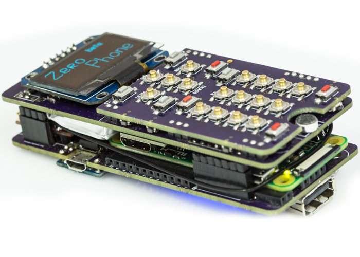 $50 Raspberry Pi Smartphone