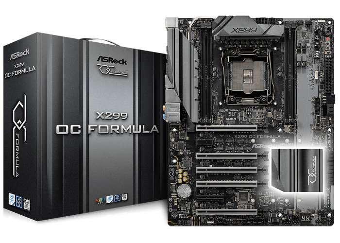 ASRock X299 OC Formula Motherboard