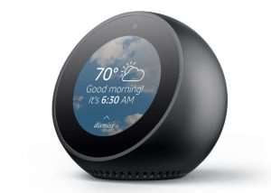 New Amazon Echo Spot Equipped With Circular Screen Launches Dec 2017 For $130