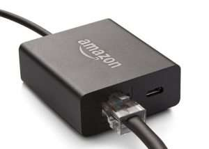 Amazon Fire TV Ethernet Adapter Unveiled For $15