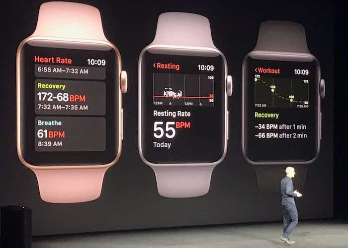 Apple's Watch 3 rolls out heart health and smart fitness features