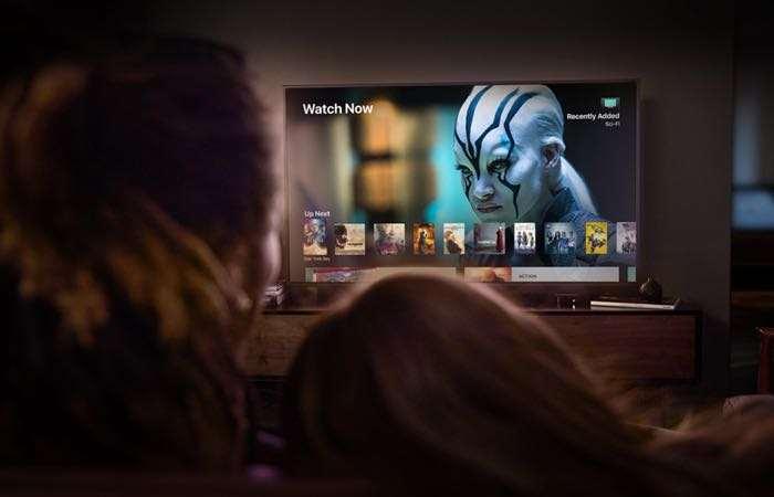 Apple's 4K Movies