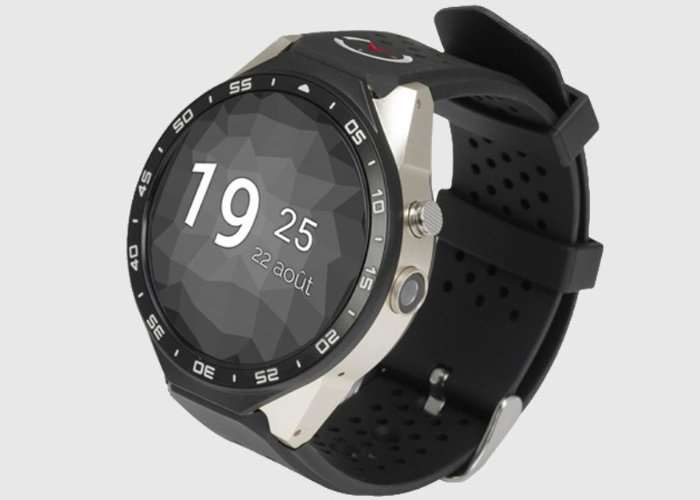AsteroidOS Connnect Watch Smartwatch