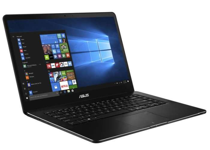 Asus launches ZenBook Pro featuring GTX 1050 Ti for $1699