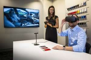 Audi Launches VR Experience In Its UK Dealerships