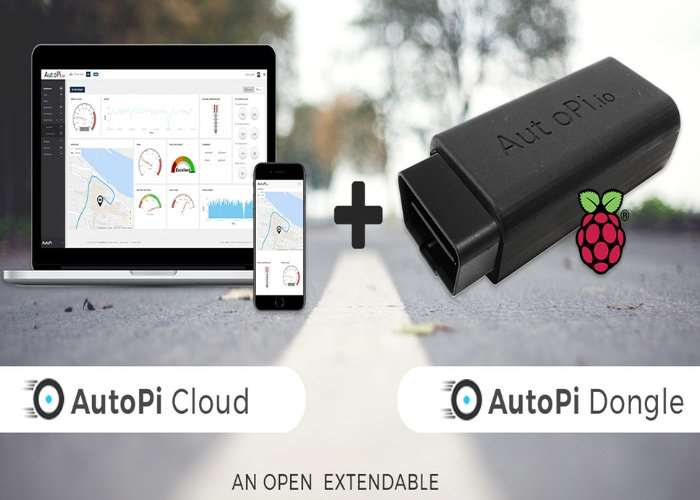 AutoPi.io Internet Of Things In Vehicle Platform (video)