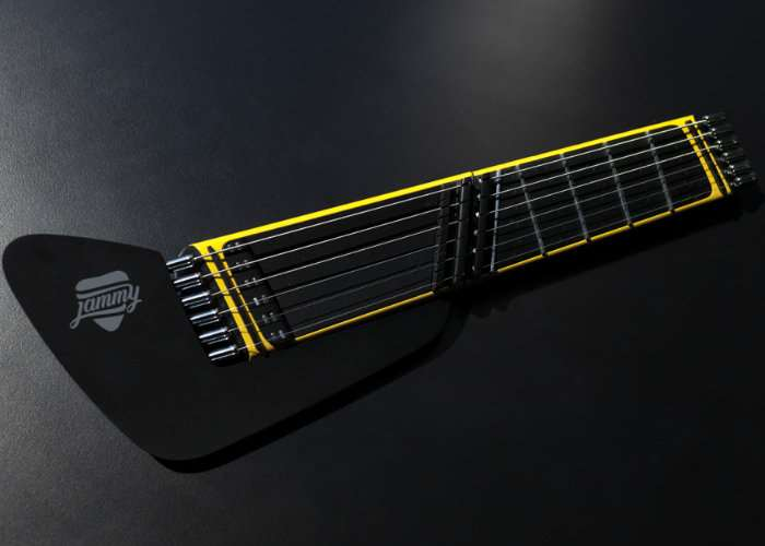 Awesome Jammy Ultra Compact Digital Guitar