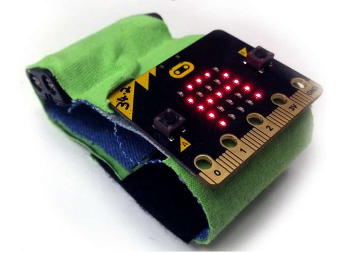 BBC micro:bit Watch