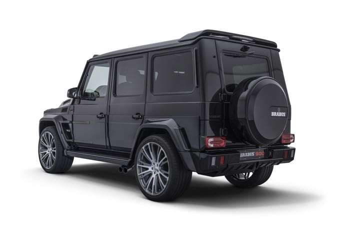 "Brabus 900 ""One Of Ten"""