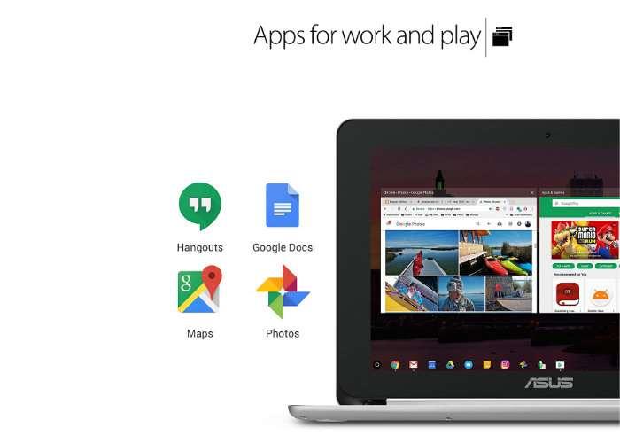 Chromebook Flip C101