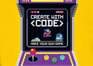 CoderDojo Nano, Make Your Own Game Book Launches
