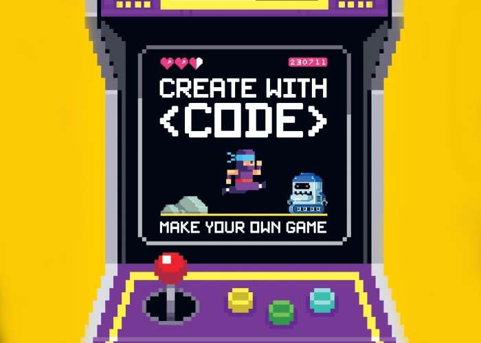 CoderDojo Nano, Make Your Own Game Book