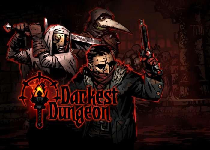 Darkest Dungeon PS4 Gameplay
