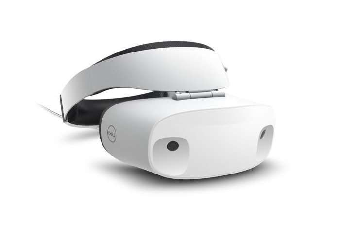 Dell Visor Mixed Reality Headset