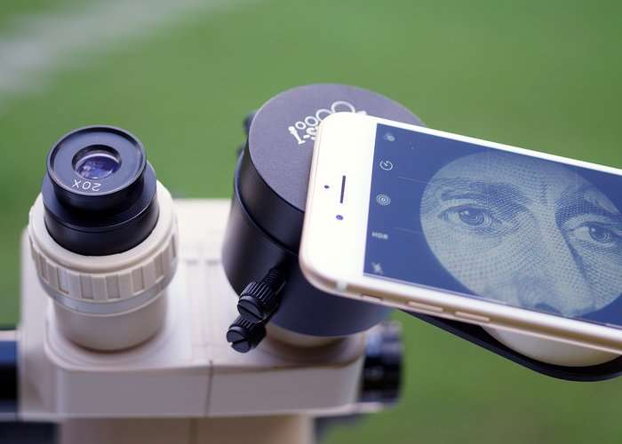 Digital Microscope Using Your Smartphone