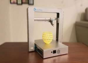 Dynamics Desktop 3D Printer And Engraver Hits Kickstarter (video)