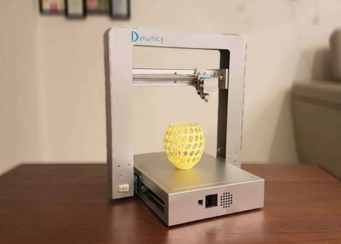 Dynamics 3D Printer And Engraver