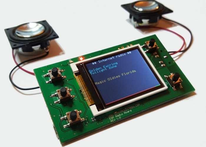 ESP8266 Internet Radio