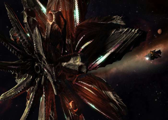 Elite Dangerous Thargoids