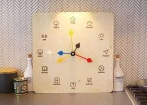 Eta Clock, Community Location Device Hits Kickstarter (video)