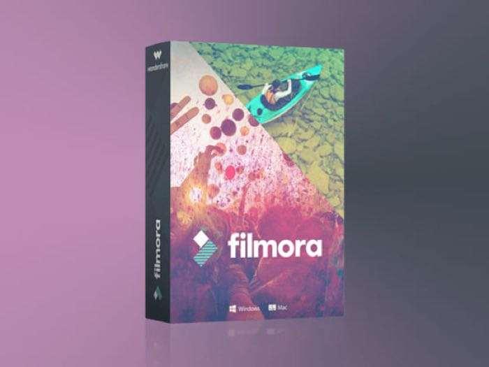 Filmora + Assets for Mac & Windows
