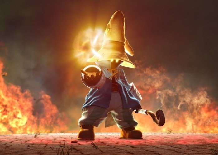 Final Fantasy IX PS4
