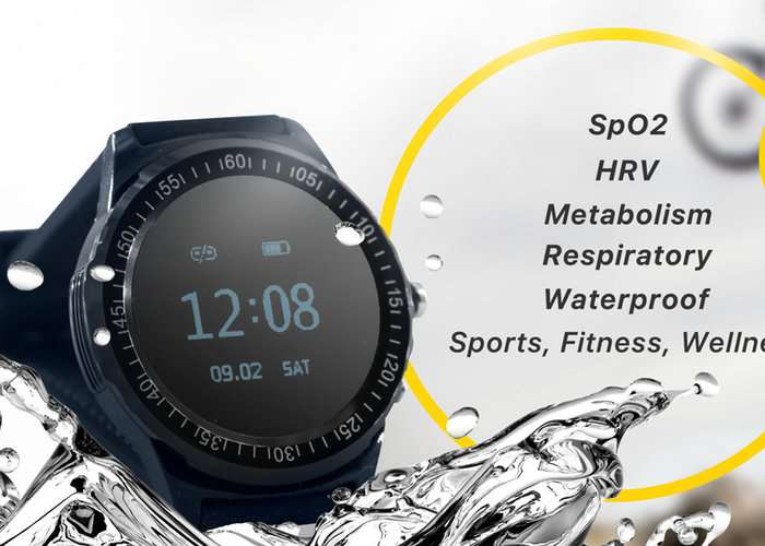 FitOn Blood Oxygen Measuring Smartwatch