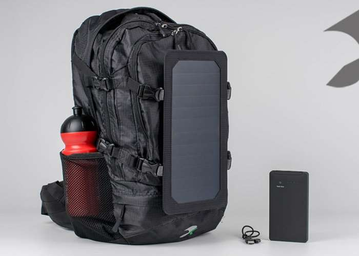 Flextech Solar Everyday Backpack