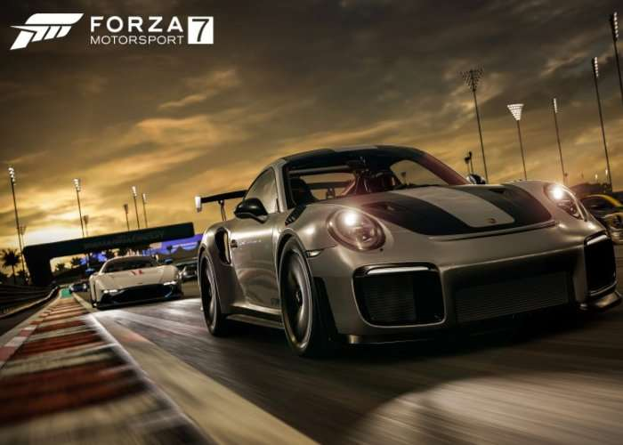 forza motorsport 7 xbox one and windows 10 demo now available video geeky gadgets. Black Bedroom Furniture Sets. Home Design Ideas