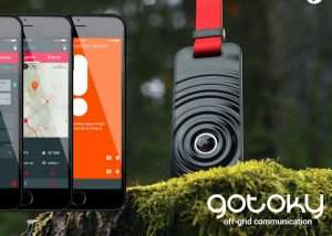 GOTOKY Advanced Off-Grid Communication (video)