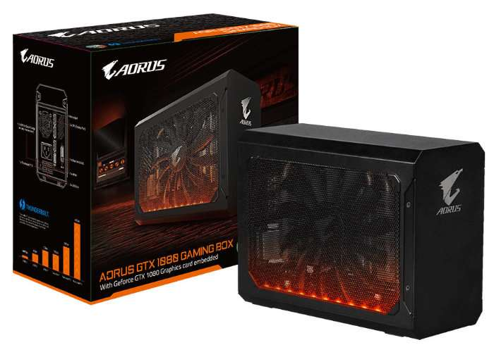Gigabyte Aorus GTX 1080 Gaming Box