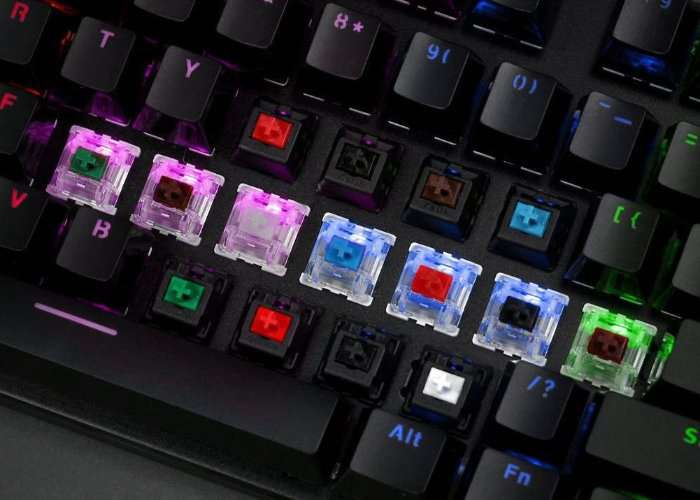 Glorious Modular Mechanical TKL Keyboard