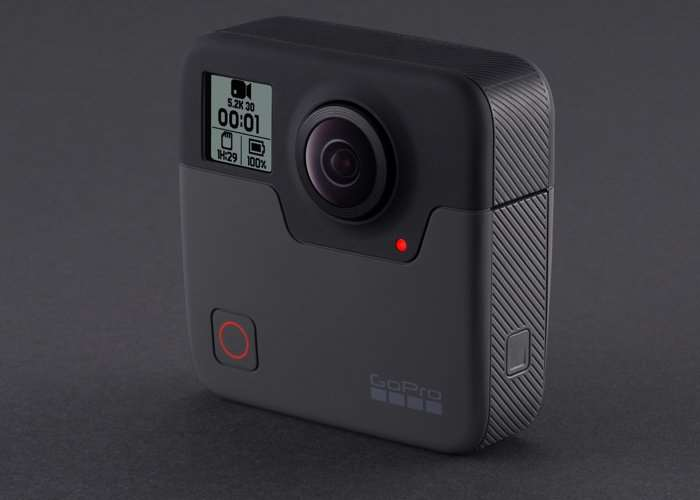 GoPro Fusion 360 Camera Now Available To Pre-Order For $699