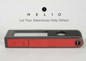 HELIO Solar Light And Powerbank (video)