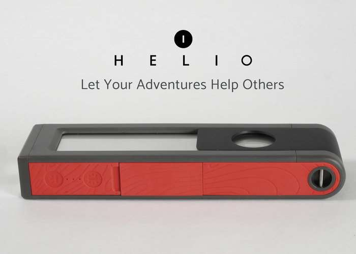 HELIO Solar Light And Powerbank