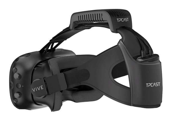 HTC Vive Wireless Adapter Now Available To Pre-Order For $299 (video)