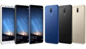 Huawei Mate 10 Lite Smartphone Leaked