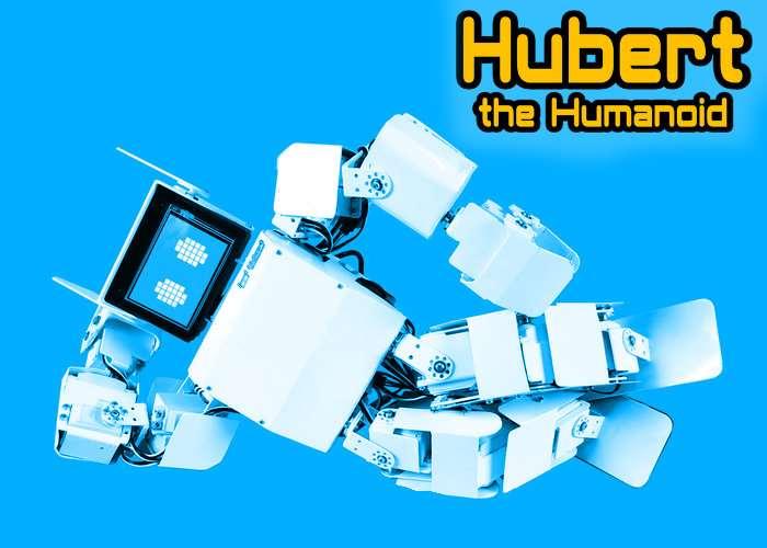 Hubert, Humanoid Advanced Robotics Study Assistant