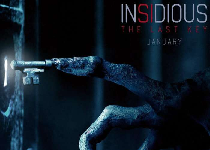 'Insidious: The Last Key' Gets a Scary New Trailer