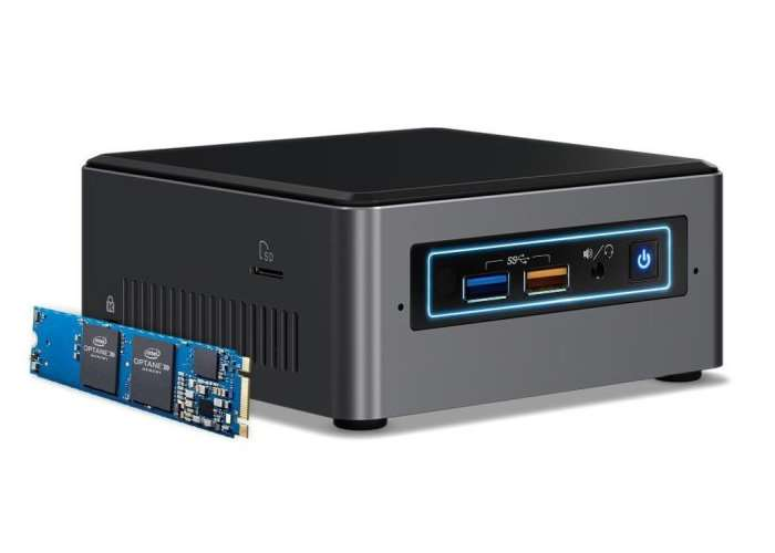Intel NUC Mini Now Available With Optane Memory