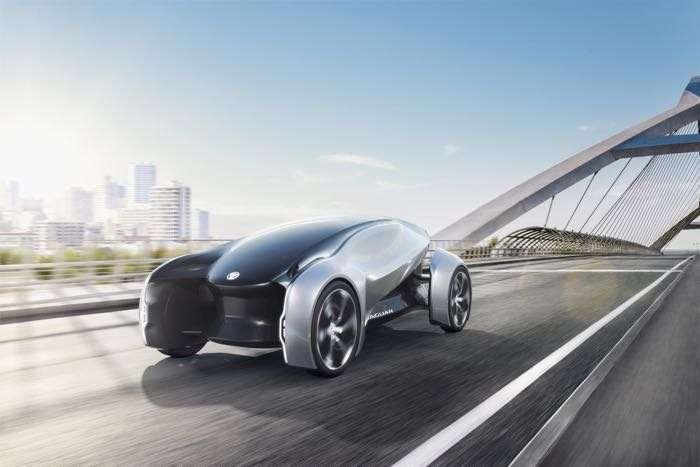 Jaguar Future Type Concept
