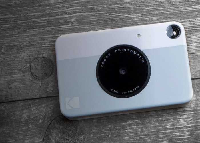 Kodak Printomatic Instant Camera