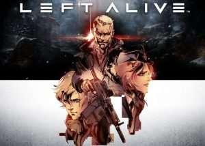 Left Alive, Survival Action Shooter TGS 2017 Announcement Trailer (video)