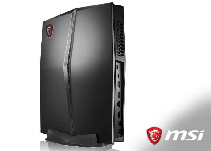 MSI Vortex G25 Compact Gaming System