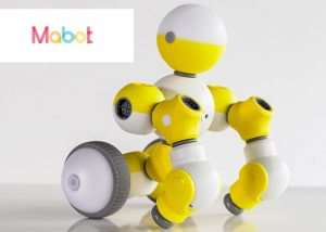 Mabot Plug-n-Play Robot Hits Kickstarter (video)
