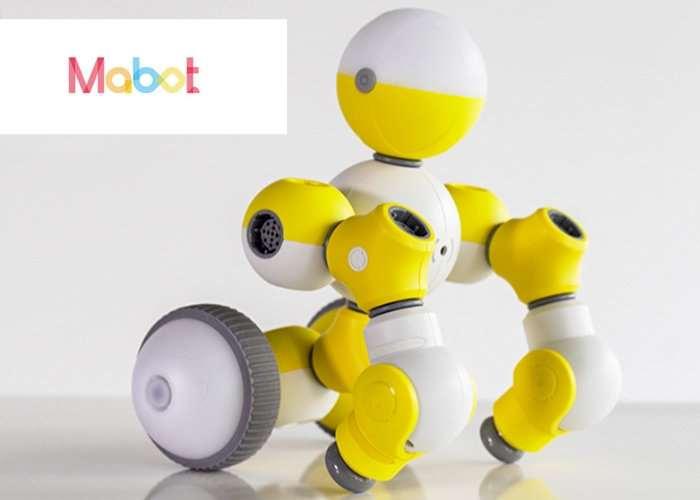 Mabot Plug-n-Play Robot