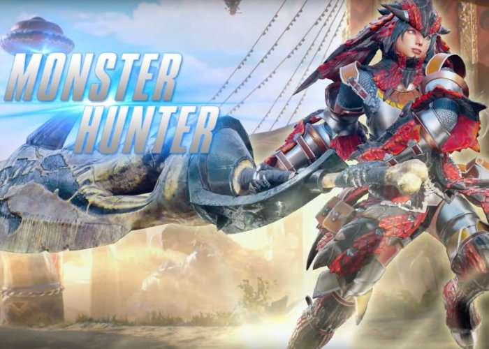 Marvel vs Capcom: Infinite Monster Hunter