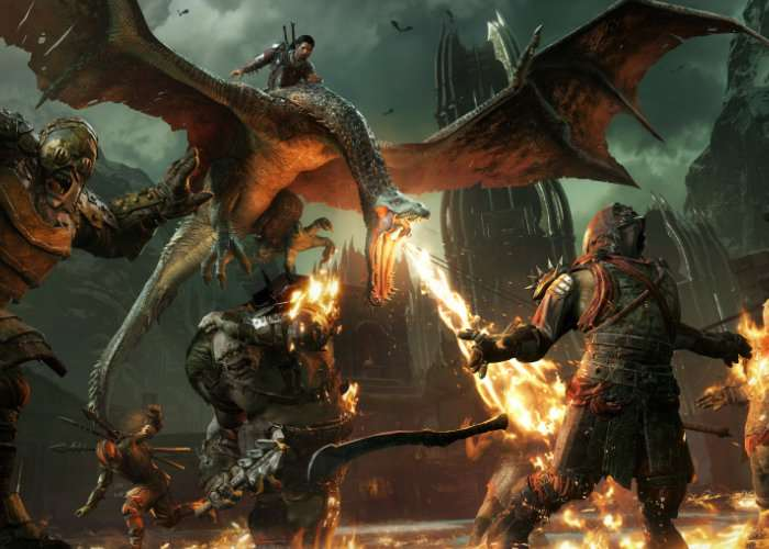 Check out this new interactive trailer for Middle-Earth: Shadow of War